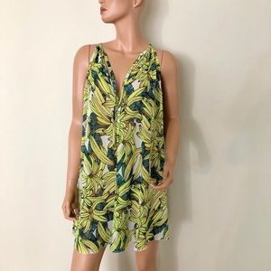 H & M Beach Cover Up Dress Small
